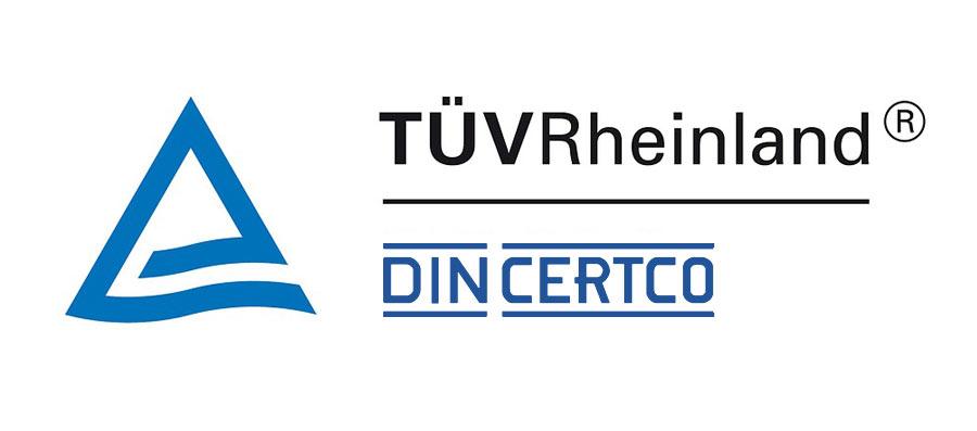Tüv Rheinland und DIN CERTCO